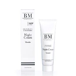 BM Regenerative nat creme 50 ml