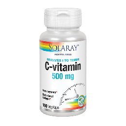 C-vitamin 500 mg 100 kap