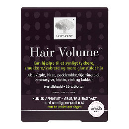 Hair Volume 30 tab