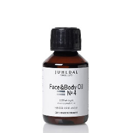 Juhldal Face & Body Oil No4 100 ml