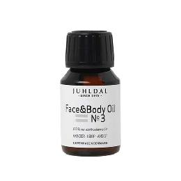 Juhldal Face&Body Oil No 3 50 ml