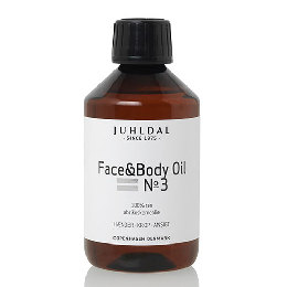Juhldal Face&Body Oil No 3 250 ml