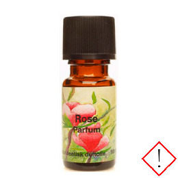 Rose duftolie (naturidentisk) 10 ml
