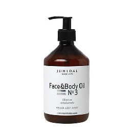 Juhldal Face&Body Oil No 3 500 ml